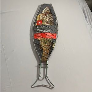 BBQ Fish Basket New with Tag